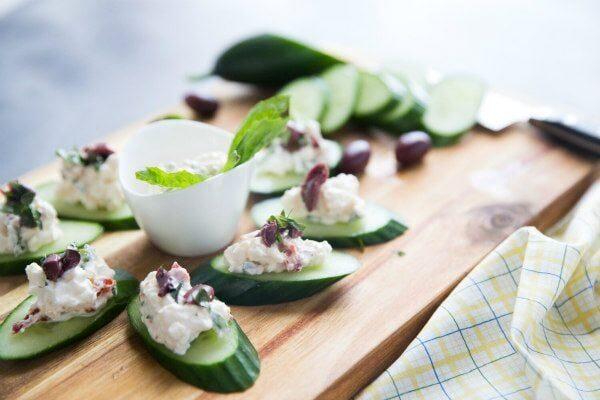 Fig and Gruyere Palmiers - recipe from RecipeGirl.com