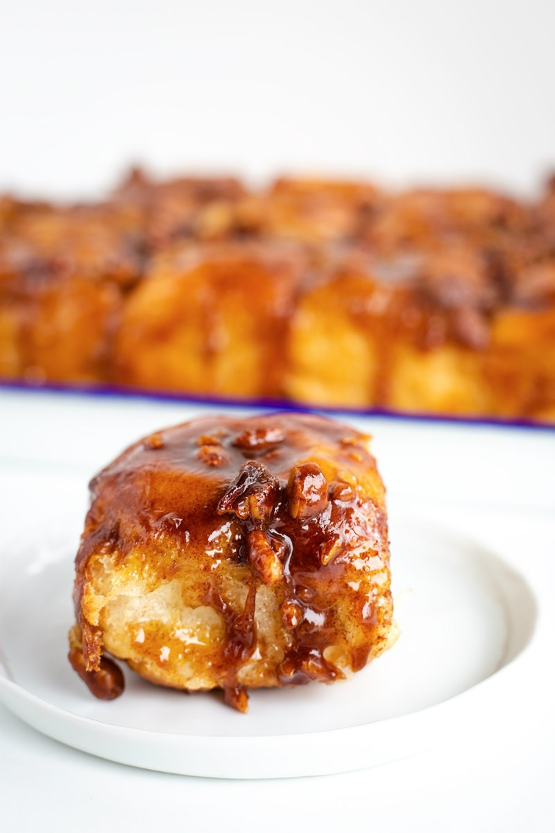 One Sticky Bun
