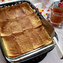 French Custard Toast Pic