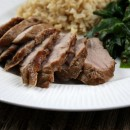 Asian Spiced Pork Tenderloin