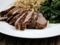 Asian Spiced Pork Tenderloin