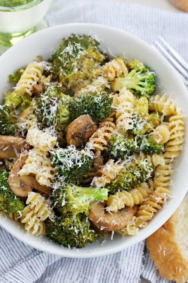 Sun Dried Tomato Pasta Recipe - RecipeGirl.com