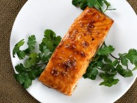 Asian Salmon Steaks
