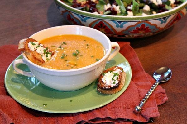 Autumn Vegetable Soup | Recipe Girl