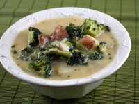 Broccoli- Potato Soup