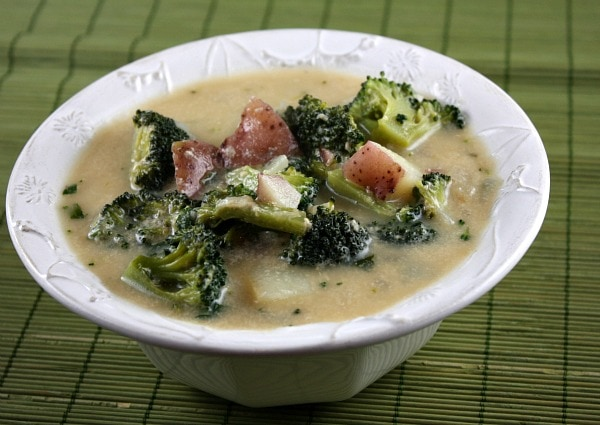 Broccoli Potato Soup