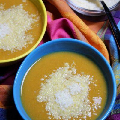 Tuscan Pumpkin White Bean Soup 1
