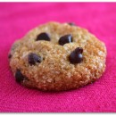 Almond Chocolate Chip Cookies 4