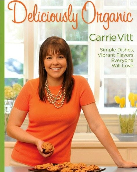 Deliciously Organic cookbook