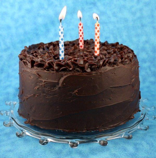 Double Chocolate Cake 2