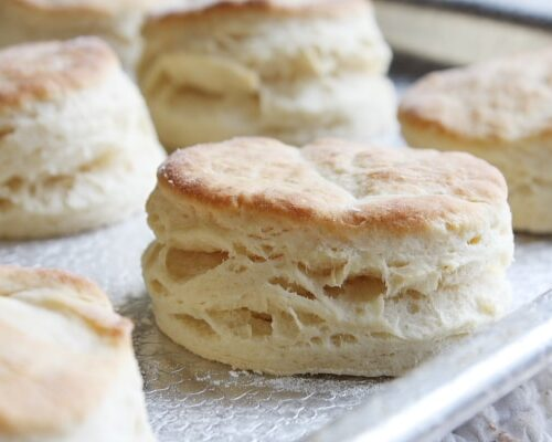 Flaky Buttermilk Biscuits Recipe Girl