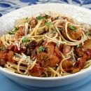Spaghetti-with-Spicy-Turkey-Meatballs