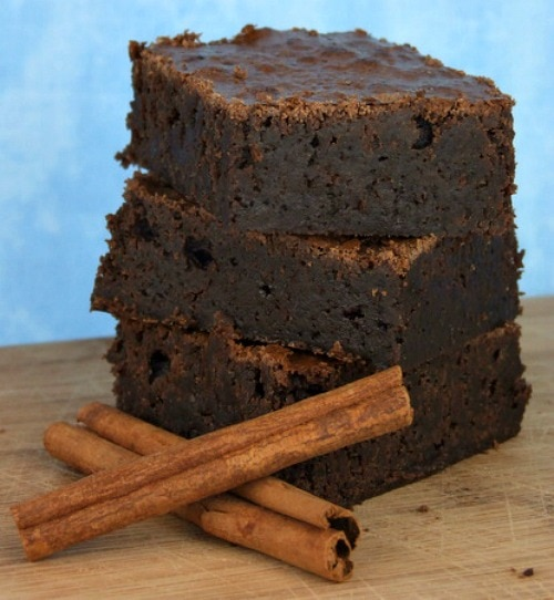 The 'Baked' Spicy Brownie