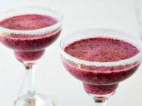 Blueberry Margaritas