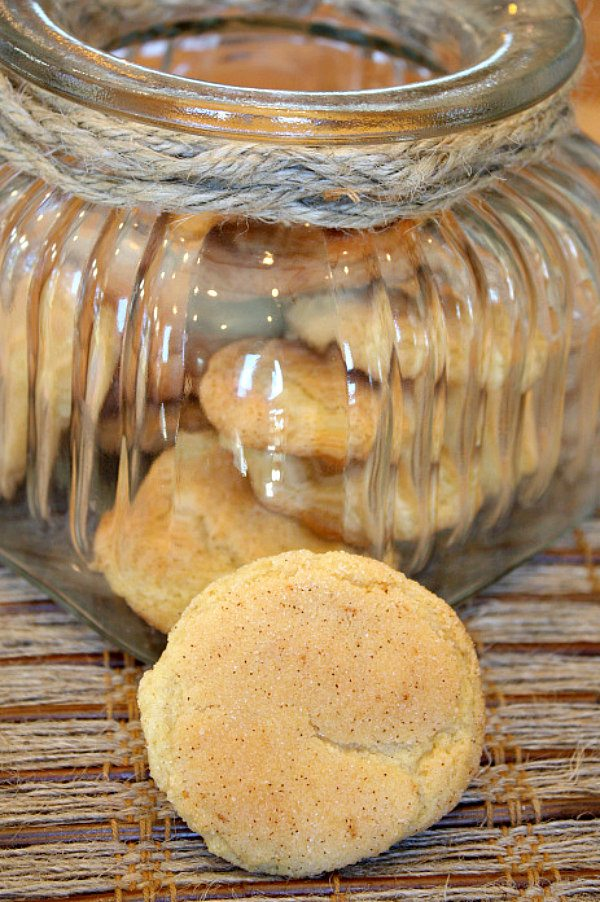 Brown Butter Snickerdoodles recipe - from RecipeGirl.com