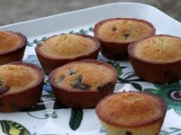 Chocolate Chunk Cookie Cupcakes