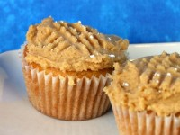 Peanut Butter Cookie Cupcakes