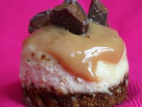 Toffee Crunch Cheesecakes 2