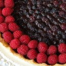 blueberry raspberry tart 3