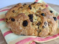 Breakfast Irish Soda Bread