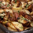 Greek Potatoes with Lemon Vinaigrette