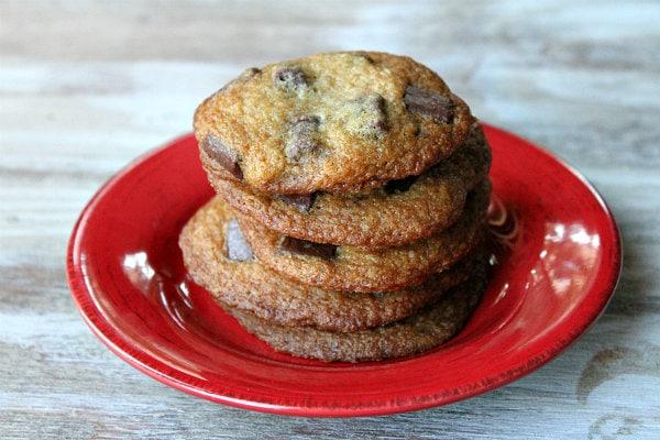 Barefoot Contessa Peanut Butter Chocolate Chunk Cookies