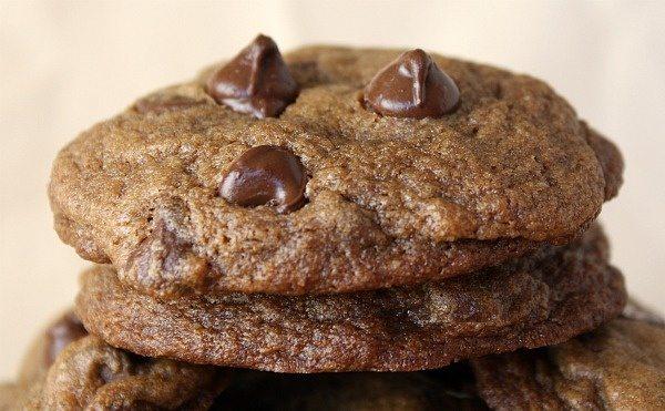 Kahlua Espresso Chocolate Chip Cookies