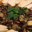 Marinated Eggplant with Capers