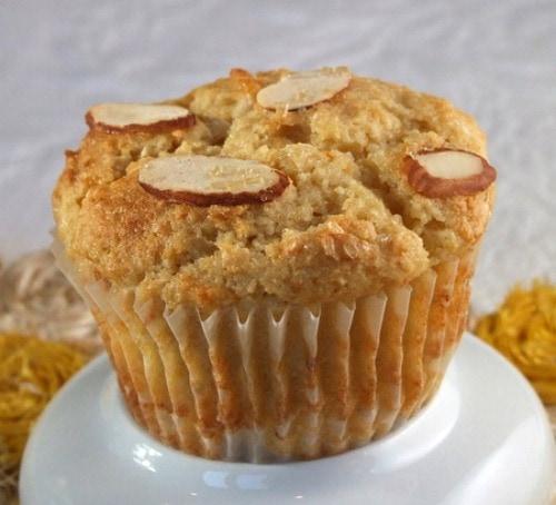 Meyer Lemon Ricotta Muffins 4