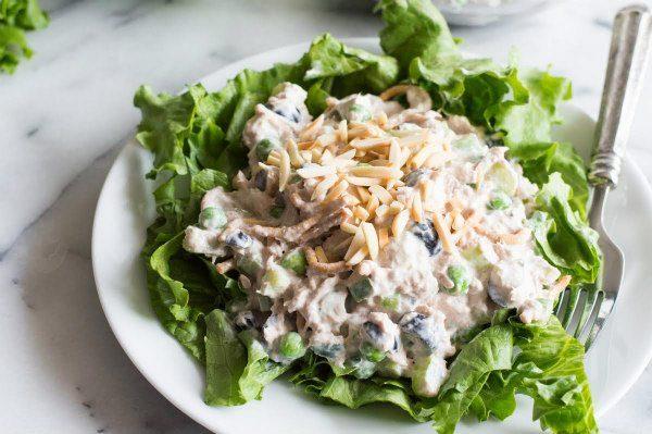 Susie's Tuna Salad Recipe - from RecipeGirl.com