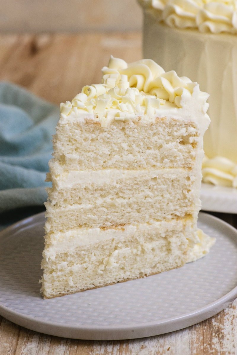 Wedding Cake Recipe.White Wedding Cake Recipe Girl