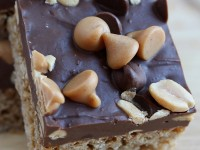 Candy Bar Cookie Bars 15