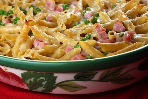 Recipe for leftover penne pasta