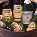 Italian Dinner Party Beverages