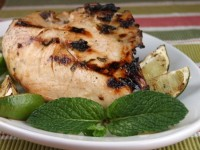 Mojito Marinated Chicken