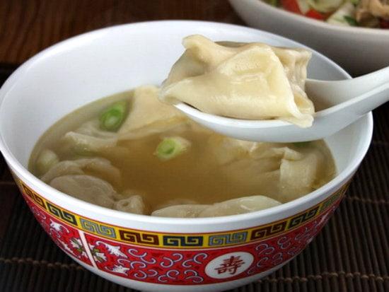 Wonton Soup Wonton soup