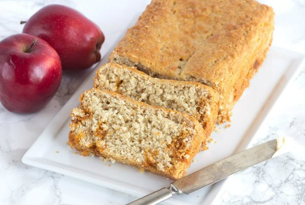 Apple Butterscotch Bread