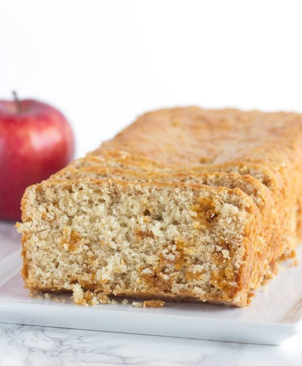 Apple Butterscotch Bread Recipe