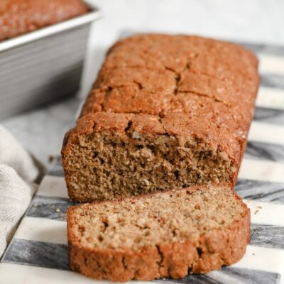 applesauce oatmeal bread