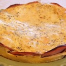 Brie and Canadian Bacon Quiche