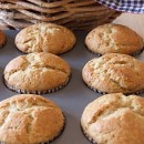 Brown Sugar Banana Muffins