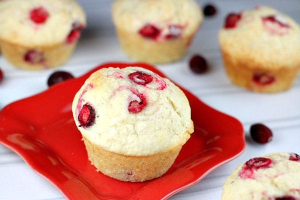 Cranberry Muffins 3