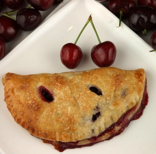 Fresh Cherry Turnovers Recipes — Dishmaps