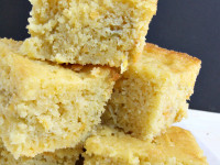 Green Chile Cornbread Recipe