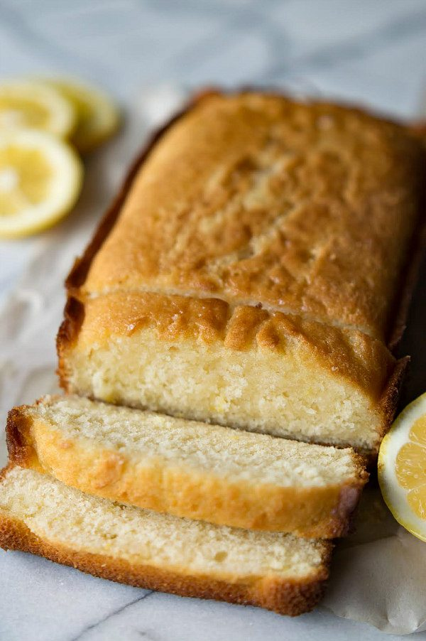 Lemon Bread Recipe - RecipeGirl.com