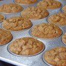 Mini Banana Oat Muffins 1