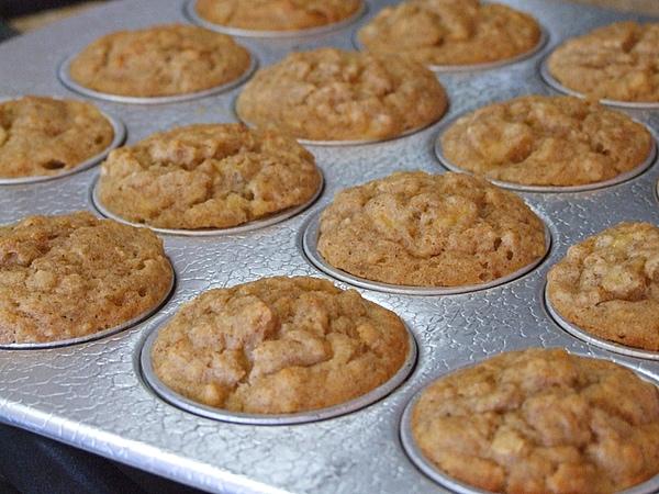 Easy Banana Bread Muffins Recipe 2 Bananas Clinic