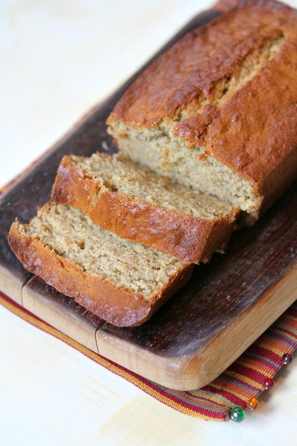 Mom's Banana Nut Bread Recipe