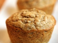 Quick and Easy Banana Oat Muffins Recipe