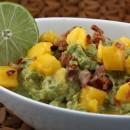 Smoky Mango Guacamole